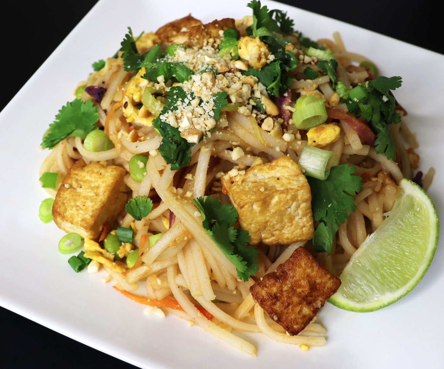 Tofu Pad Thai Recipe