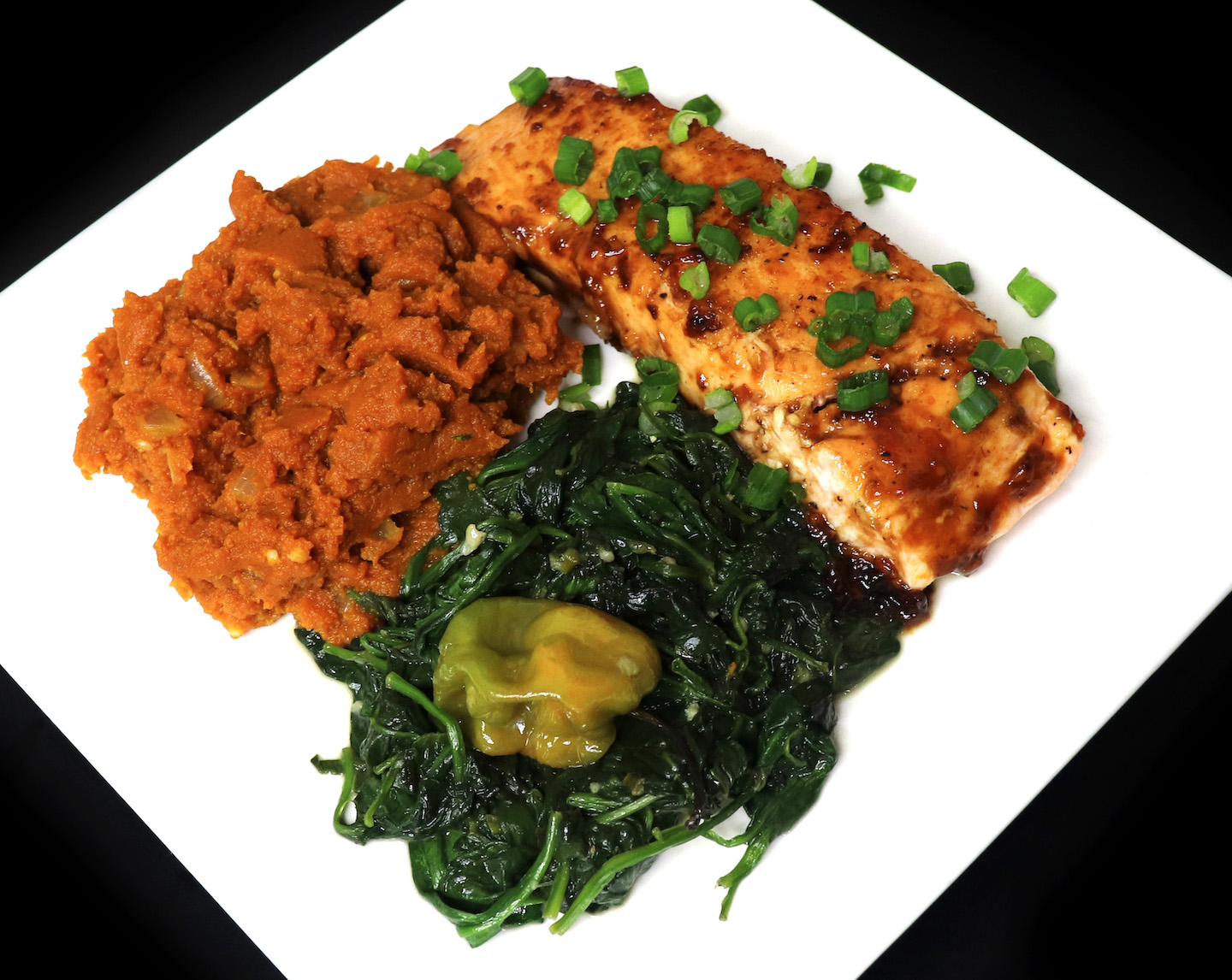 Tamarind Salmon Recipe