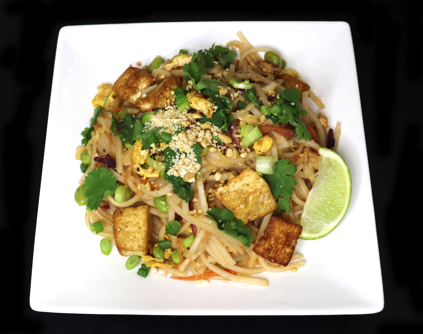 Easy Tofu Pad Thai Recipe