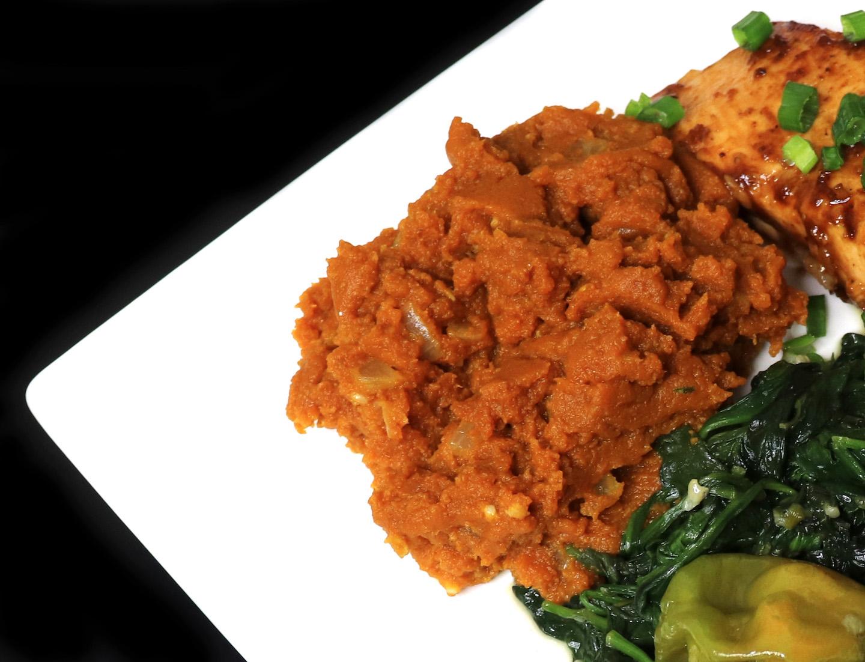 Trini Style Pumpkin Recipe