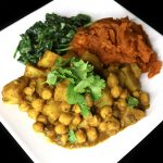 Curry Chana Recipe