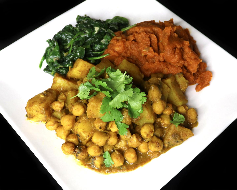 Curry Channa Recipe