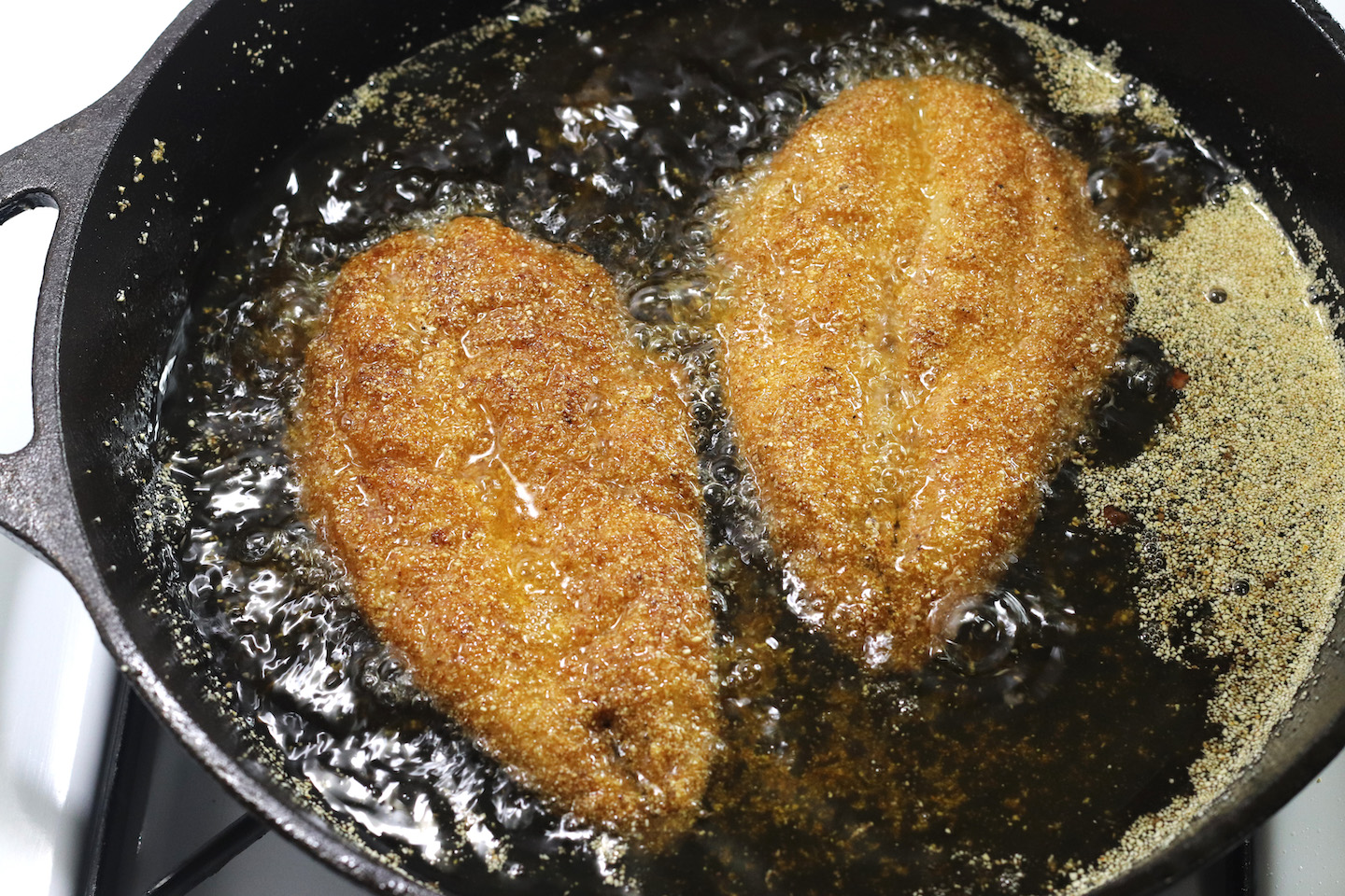 How To Fry Whiting Fish