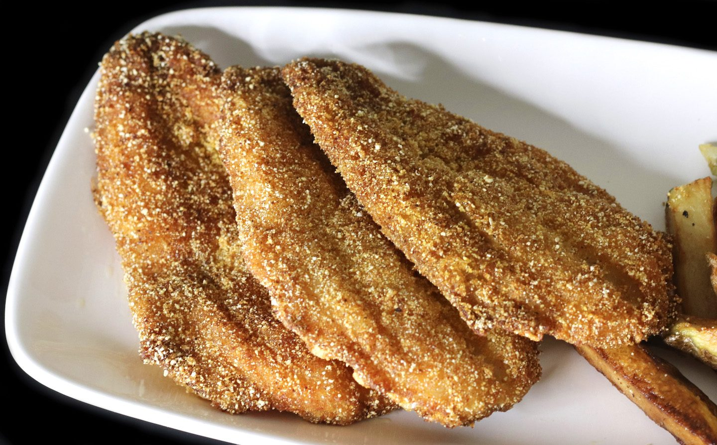 Fried Whiting Recipe
