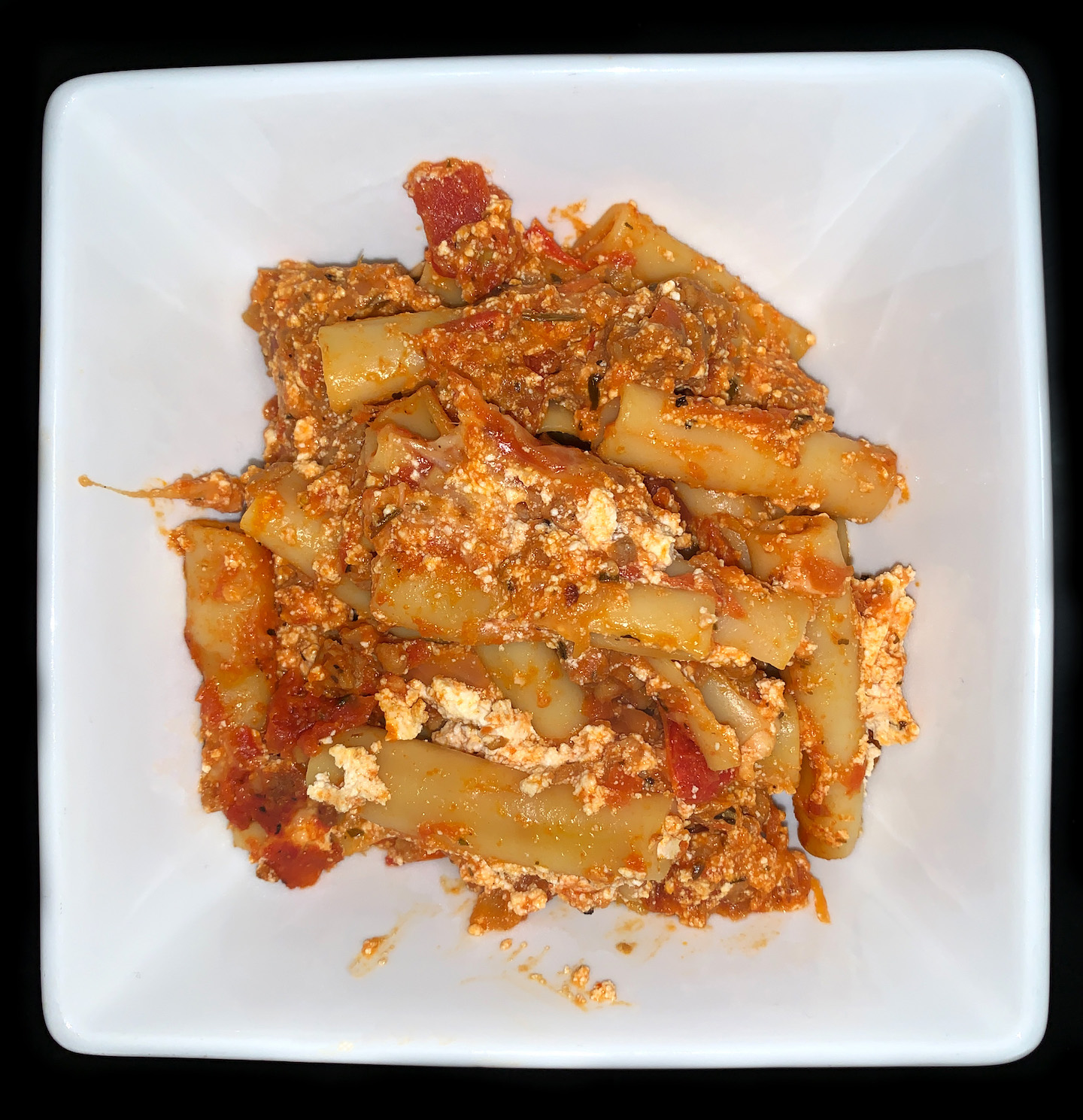 Baked Ziti with Beyond Beef