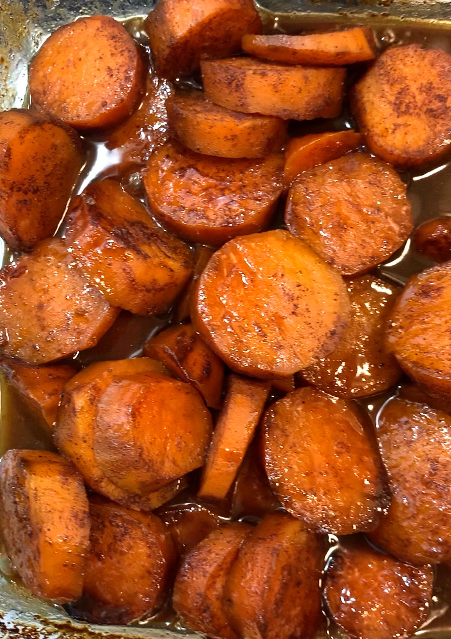 Southern Style Candied Yams Recipe