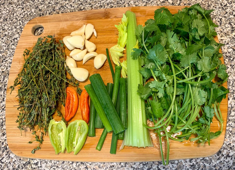 How To Make Trinidad Green Seasoning