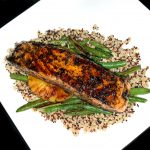 Honey Jerk Salmon Recipe